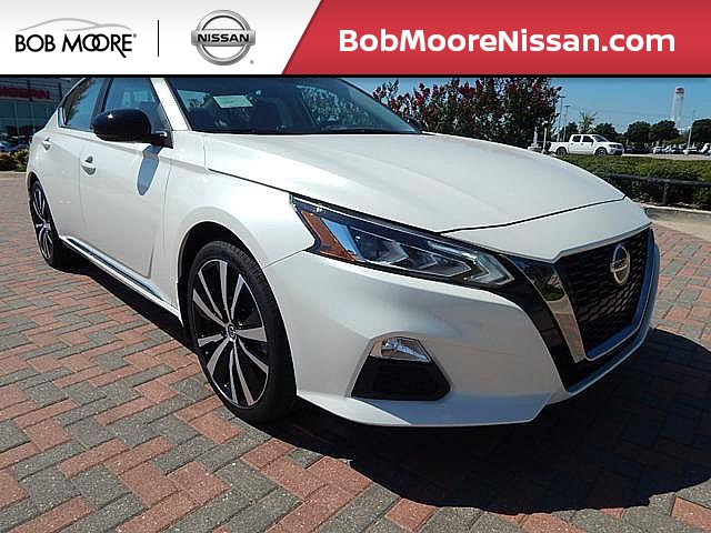 New 2020 Nissan Altima 2 5 SR FWD 4D Sedan